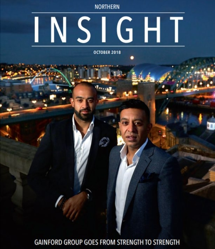Gainford Group - Northern Insight Magazine