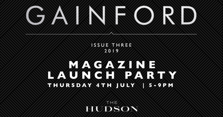Gainford Magazine Launch