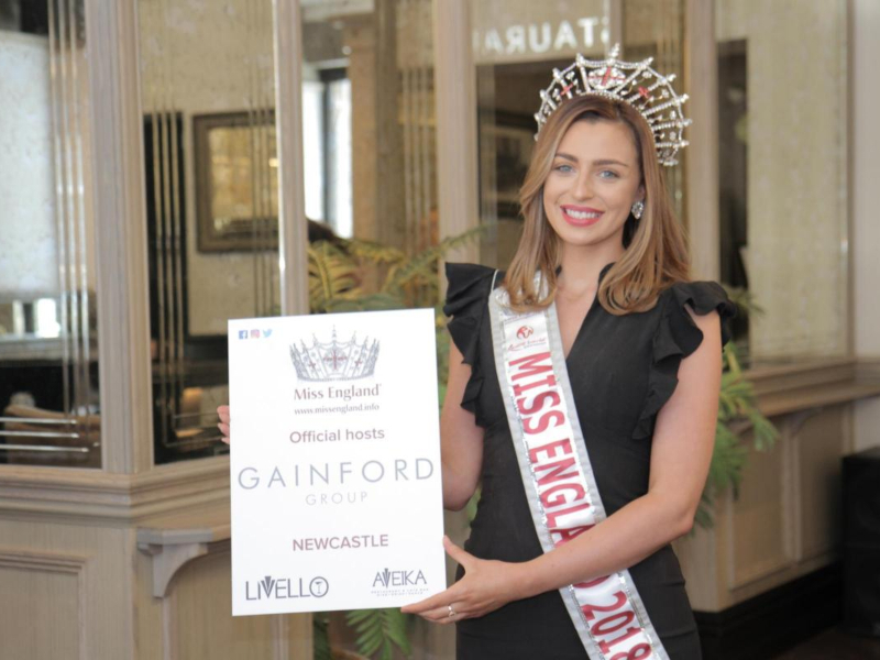 Miss England Final to be hosted at the New Bridge Hotel
