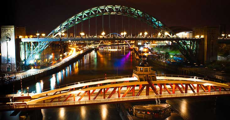 48 Hours in Newcastle / Gateshead