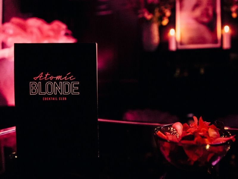 Exclusive members-only cocktail club Atomic Blonde opens in Newcastle