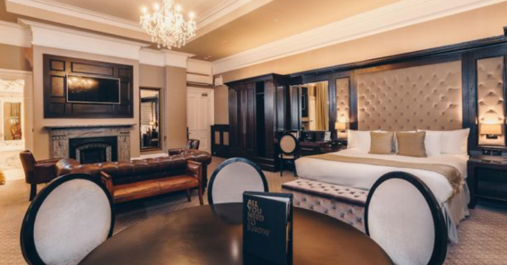 Gainford Group reveals new look for Newcastle city centre hotel after £3.1m makeover