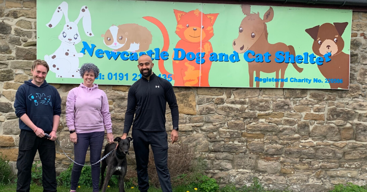 Gainford Group Support Newcastle Dog And Cat Shelter